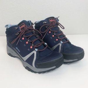 f09a8f5c50a Ahnu Women s Alamere Mid Hiking Boots size 7